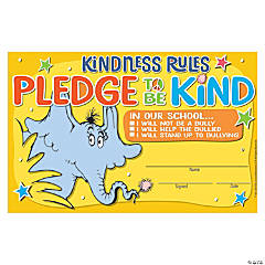Dr. Seuss<sup>&#8482;</sup> Horton Hears a Who<sup>&#8482;</sup> Kindness Pledge Certificates