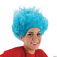 Dr. Seuss Thing 1 Thing 2 Wig