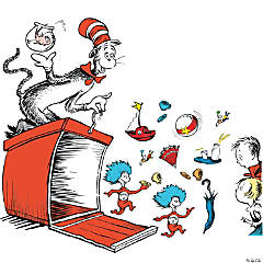 Dr. Seuss™ Things Box Bulletin Board Set