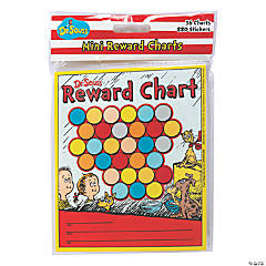 Dr. Seuss™ What Pet Should I Get? Mini Reward Charts & Stickers
