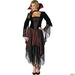 Dracula Lady Adult Women's Costume