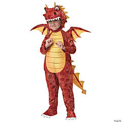 Dragon Fire Costume for Kids