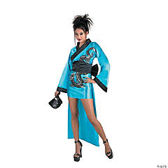 Dragon Geisha Adult Women's Costume