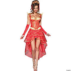 Dragon Lady Adult Women's Costume
