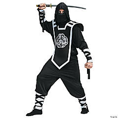 Dragon Ninja Costume for Adults