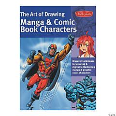 Drawing Manga & Comic Book Characters