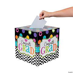 Dream Big Graduation Card Box