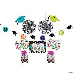 Dream Big Graduation Decorating Kit