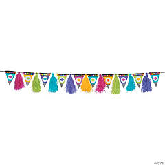 Dream Big Graduation Tassel Garland