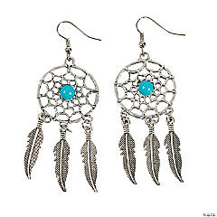 Dreamcatcher Earrings Craft Kit