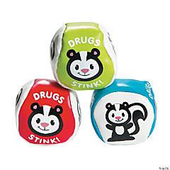 Drug Free Kick Balls