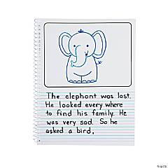 Dry Erase Draw & Write Journals