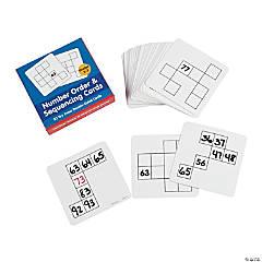 Dry Erase Number Order & Sequencing Cards