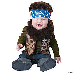 Duck Dynasty Baby Willie Costume for Toddlers