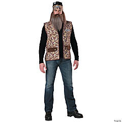 Duck Dynasty Phil Costume for Men