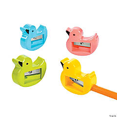 Duckie Pencil Sharpeners