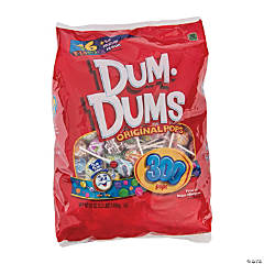 Dum Dum<sup>&#174;</sup> Lollipops Big Pack