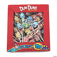Dum Dum<sup>&#174;</sup> Lollipops