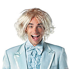 Dumb & Dumber Harry Wig Adult Men's Costume