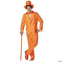 Dumb & Dumber Lloyd Orange Tux Adult Men's Costume