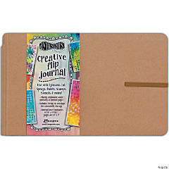 Dyan Reaveley'S Dylusions Creative Flip Journal 8.5