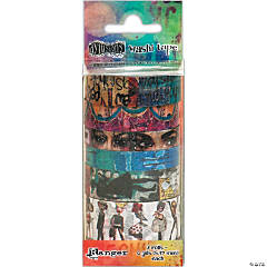 Dyan Reaveley'S Dylusions Washi Tape Set-Set #2-7 Rolls