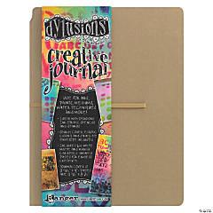 Dylusions Creative Journal-Kraft