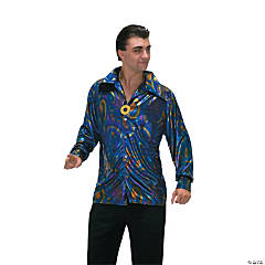 Dynomite Dude Shirt Adult Men's Costume