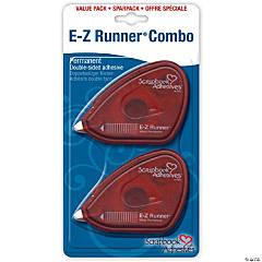 E-Z Runner Scrapbook Adhesive 2/Pkg-Permanent