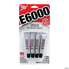 E6000® Adhesive Mini Glue Pack