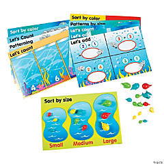 Early Math Activity Center Set