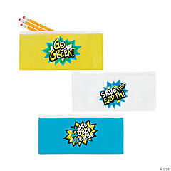 Earth Day Hero Pencil Cases