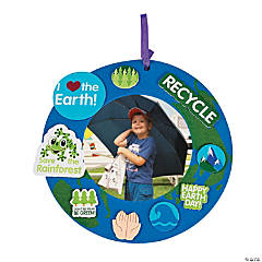 Earth Day Picture Frames