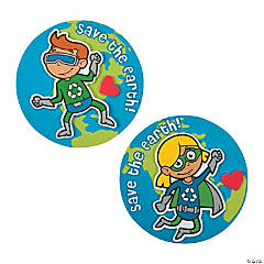 Earth Day Superhero Magnet Craft Kit