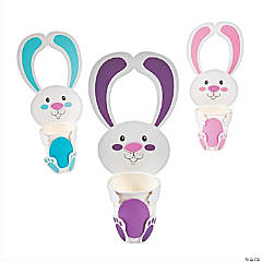Easter Basket Doorknob Hanger Craft Kit