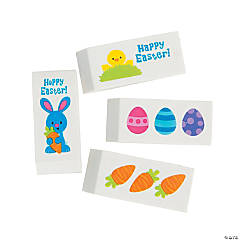Easter Beveled Erasers