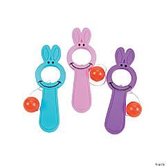 Easter Bunny Bull's-Eye Games
