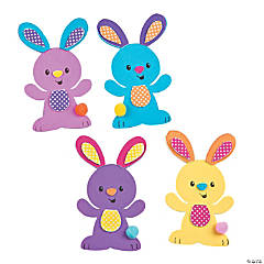 Easter Bunny Magnet Craft Kit
