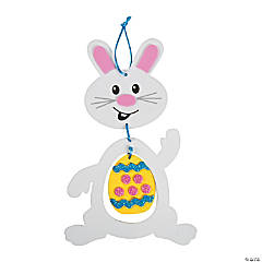 Easter Bunny Mobile Craft Kit