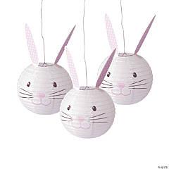 Easter Bunny Paper Lanterns