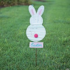 Easter Bunny Yard Stake