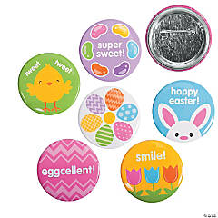 Easter Buttons