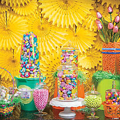 Easter Candy Buffet Idea