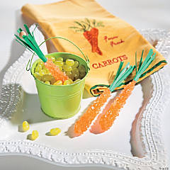 Easter Candy Carrot Idea