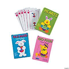 Easter Card Games Assortment