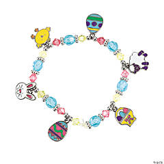 Easter Charm Bracelet Craft Kit