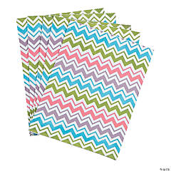 Easter Chevron Foam Sheets