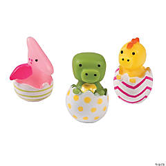 Easter Dino Characters