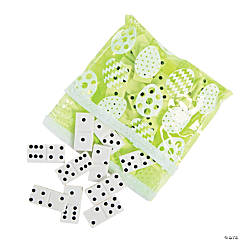 Easter Dominoes Games with Case