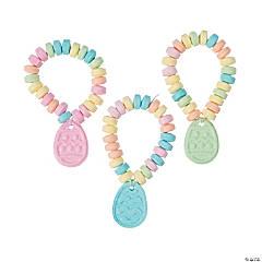 Easter Egg Candy Bracelets